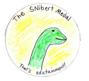 Snibert medal